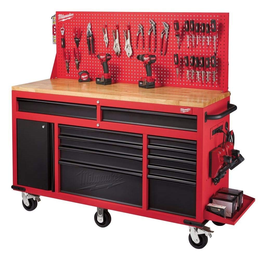 top 10 best rolling workbenches with drawers in 2019